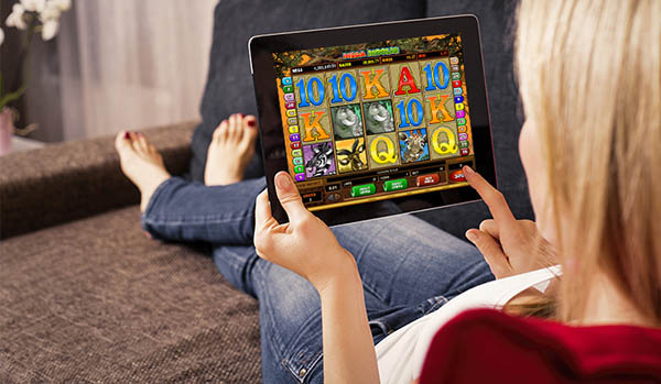 タブレットでオンラインカジノを楽しむ